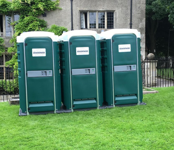 Polyjohn Single Unit Toilets