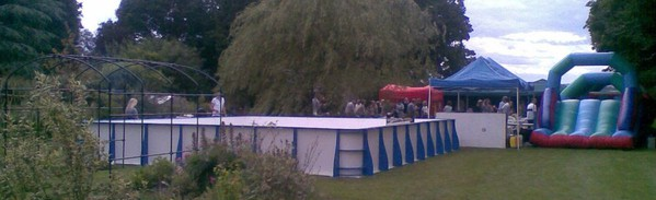 Ice rink for sale essex