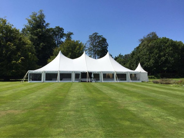 High peak marquee