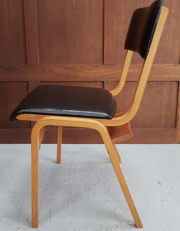 Secondhand stacking chairs
