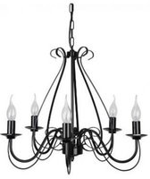 Black chandeliers for sale