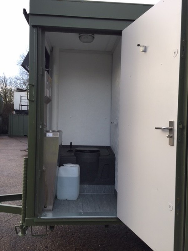 Self-Contained Welfare Unit for sale