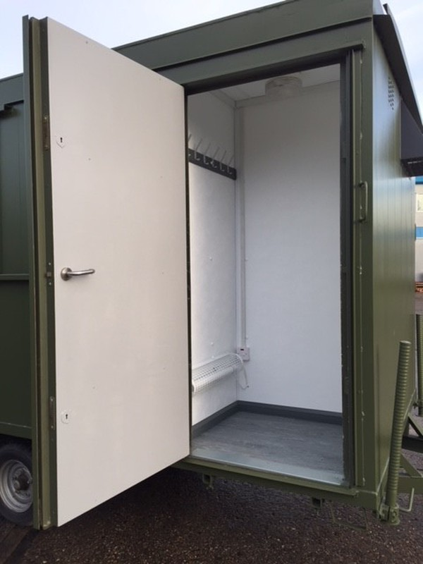 Used welfare unit