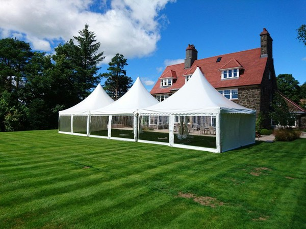 Well Established Marquee Hire Company For Sale in Scotland