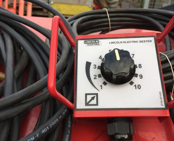 Secondhand generator