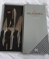 Oriental knife set