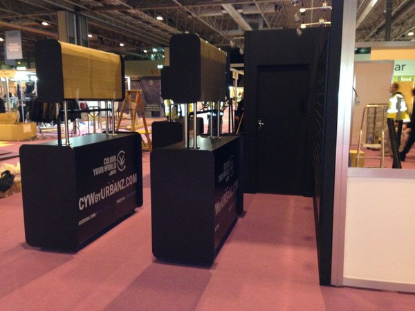 Show Stand for sale