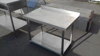 Stainless steel table stand for sale