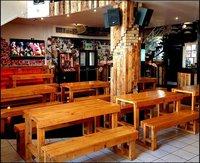 Bespoke beer tables