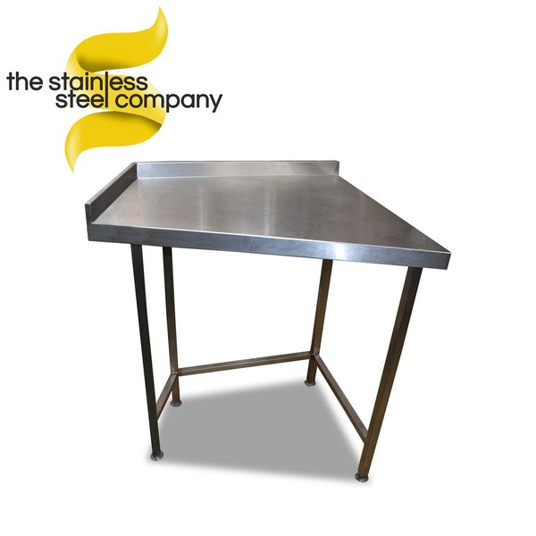 0.9m Stainless Steel Table (SS319) - Cheshire