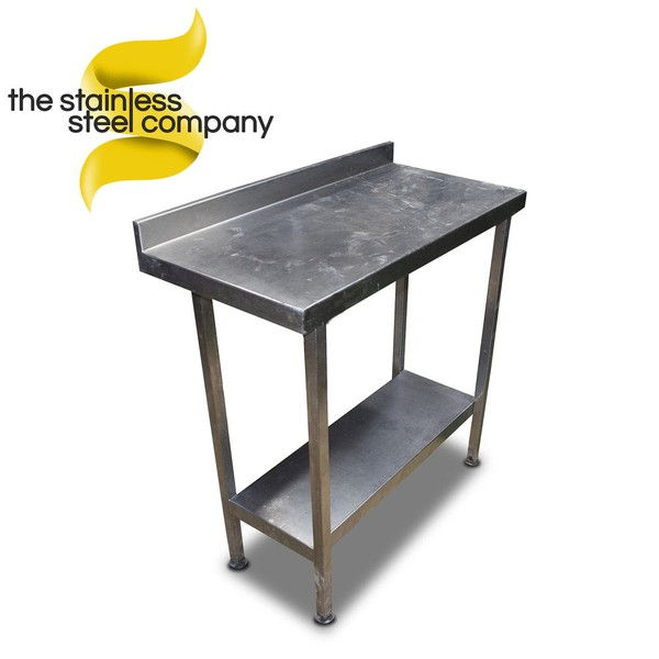 0.9m Stainless Steel Table (SS304) - Cheshire