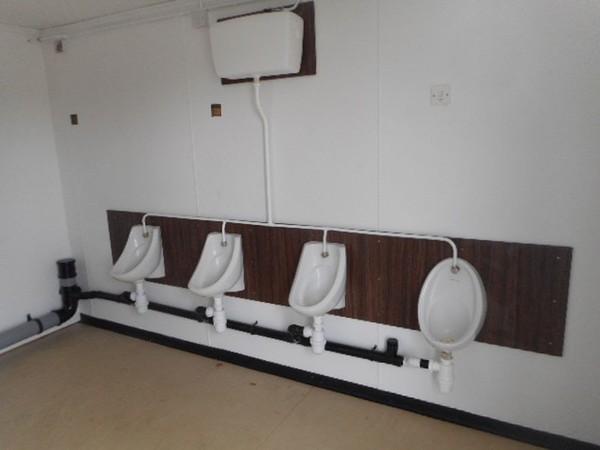 Buy portable toilet cabin