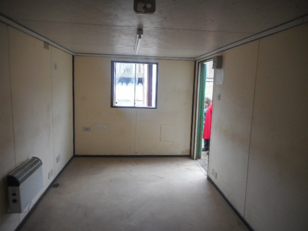 21x9 anti vandal site office for sale