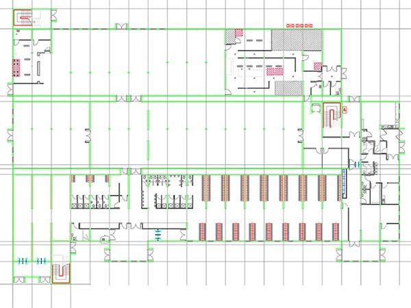 Portable building plan