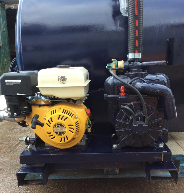 Secondhand vacuum tanker for sale