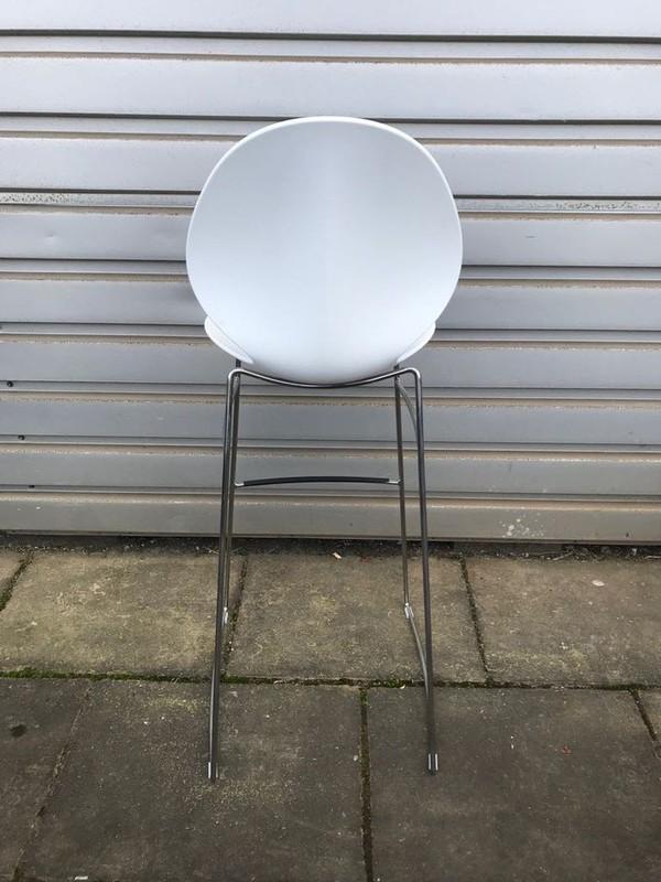 Polypropylene shelled stools
