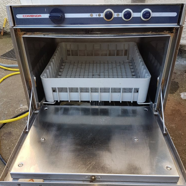Used glasswasher
