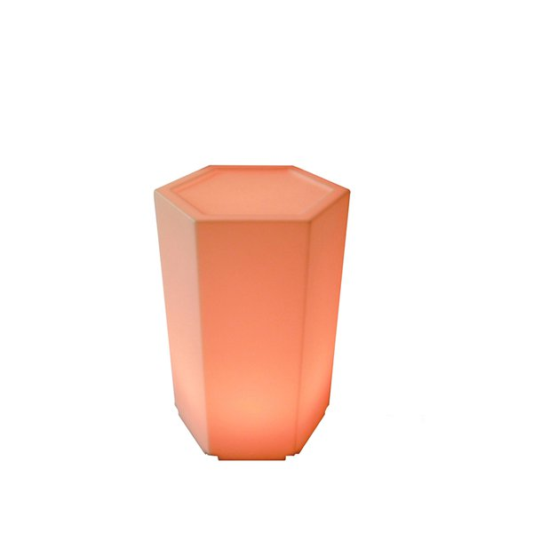 LED Hexagonal Plinth