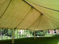 Canvas 30ft x 50ft Marquee for sale