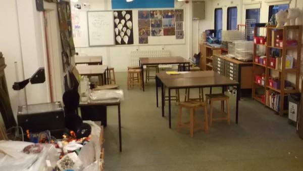 Sectional Portakabin Classroom