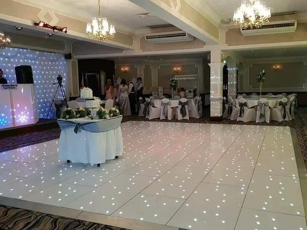 Ex hire dance floor for sale