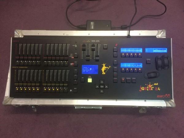 Zero 88 Jester ML24 Lighting Desk