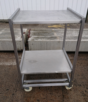 2 tier stand for sale