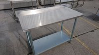 Stainless steel table for sale