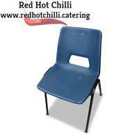 Stacking plastic chairs for sale