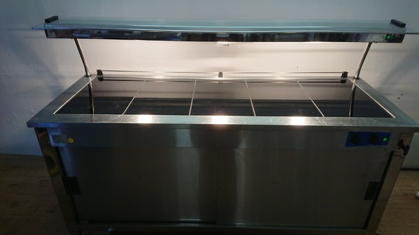 Secondhand carvery display for sale
