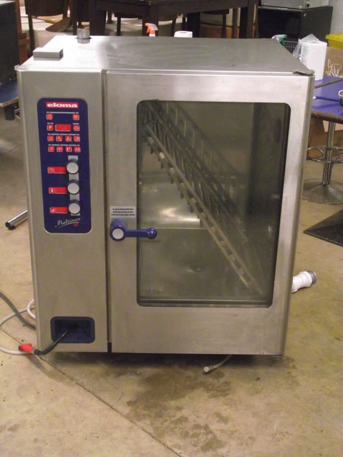 Secondhand Catering Equipment Electric Ovens 10 Grid