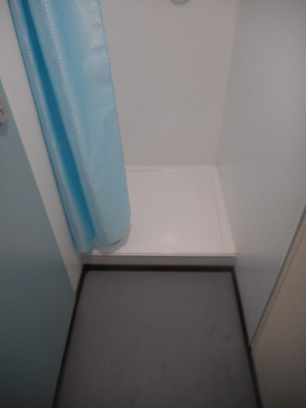 New shower block for sale