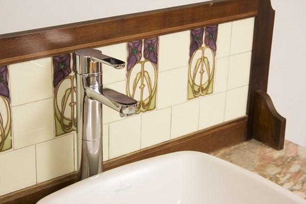 Antique bathroom washstand for sale