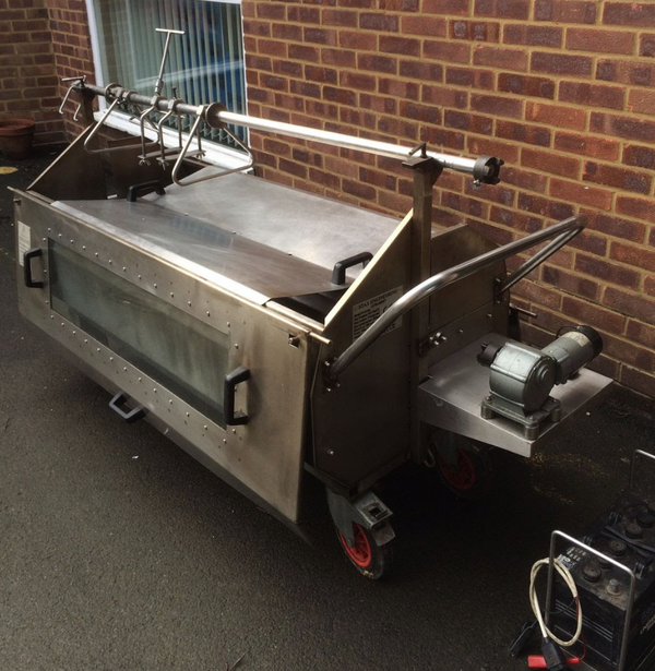 Buy used hog roast