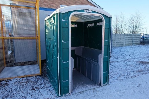 6 Man urinal unit for sale