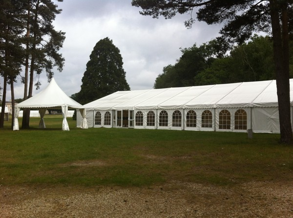 Large framed marquee for sale