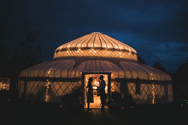 Profitable Yurt Hire Business