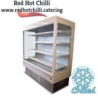 1.9m Multideck fridge for sale