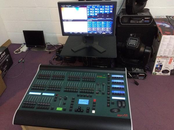 Used Zero mixing desk