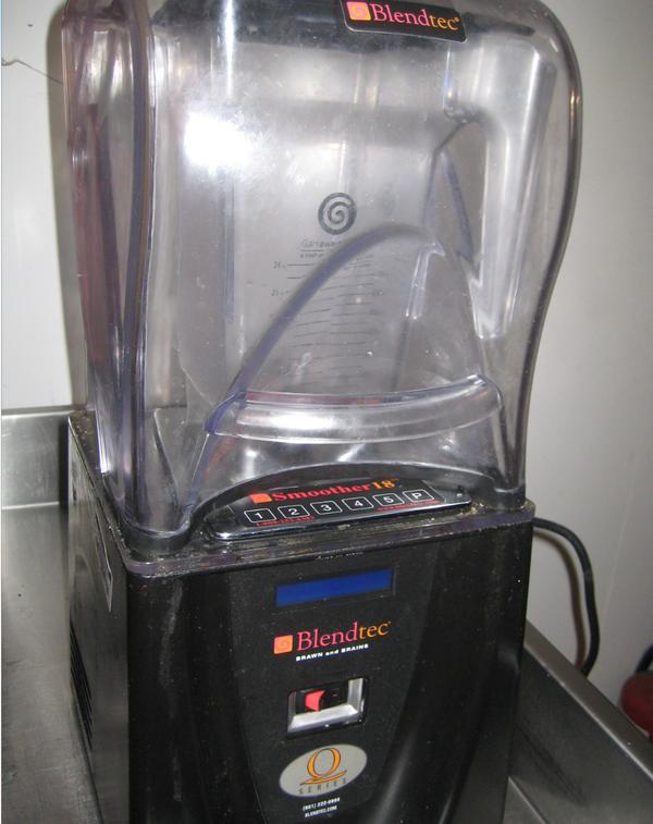 Smoothie blender for sale
