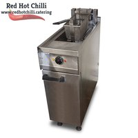 Single tank fryer for sale