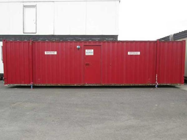 Anti vandal portable canteen