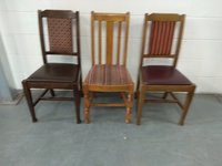 Upholstered Pub Chairs