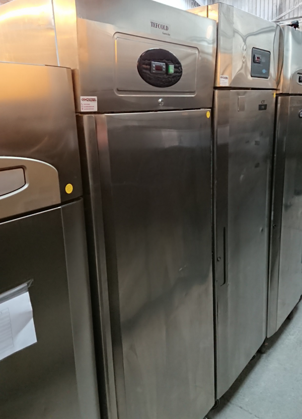 Stainless steel upright fridge for sale