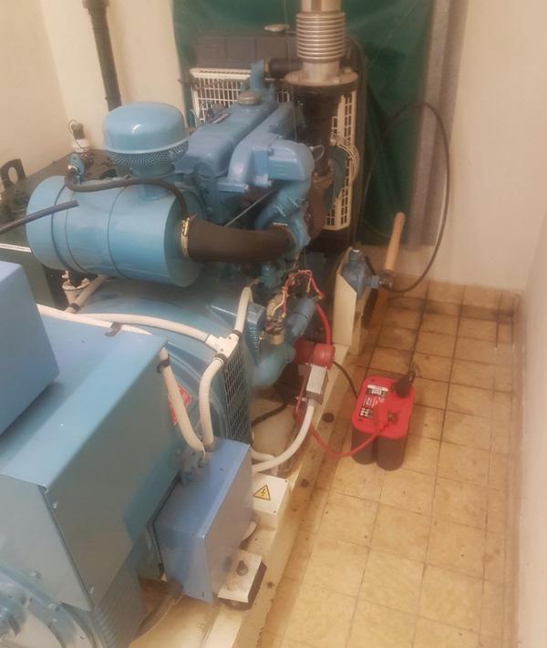 Countryman 55kva generator for sale