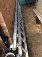Used builders ladders