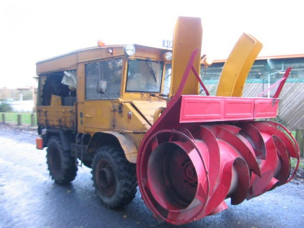 Secondhand snow blower for sale