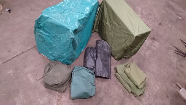 Rain covers for sale