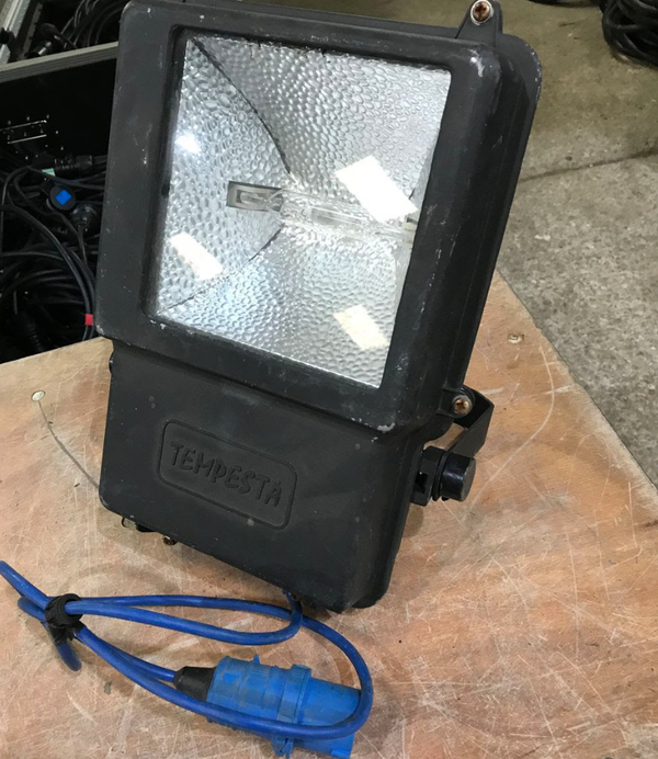 Ex hire flood lighting for sale