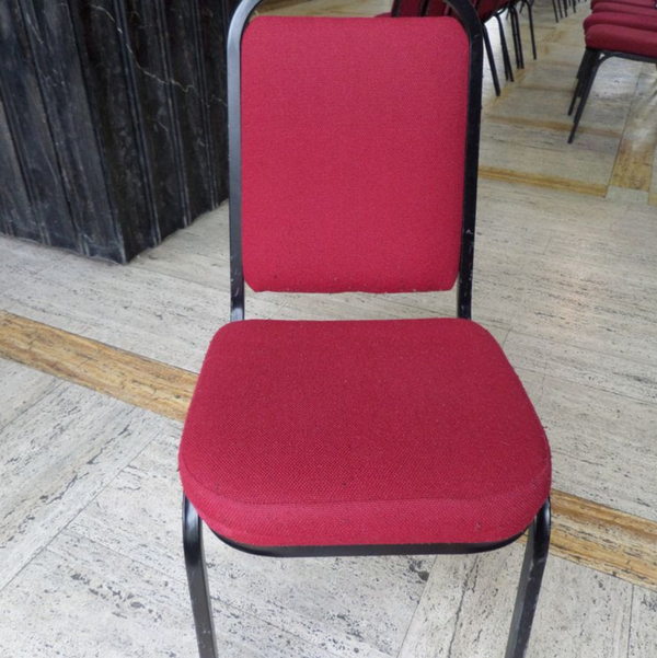 Red chairs for sale